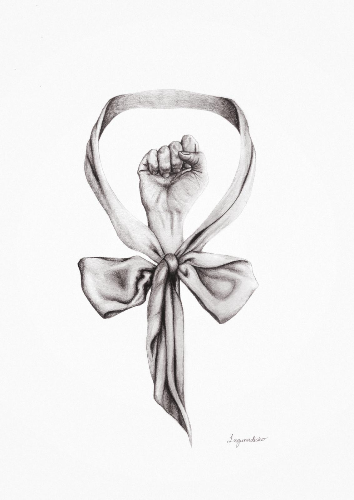 Sara/Bow Blouse artwork