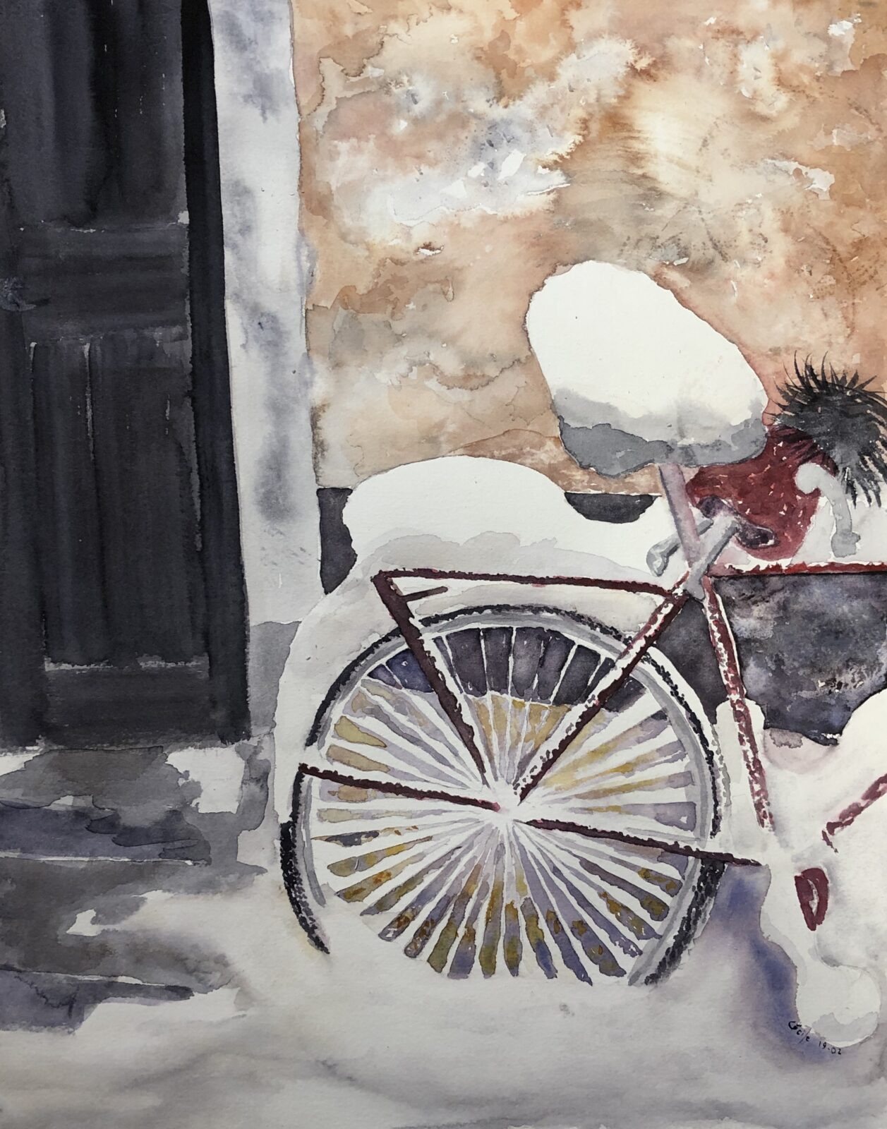 Gamla Stan, Cykeln med Dockan