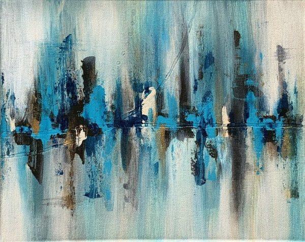 Abstract Sea no.1