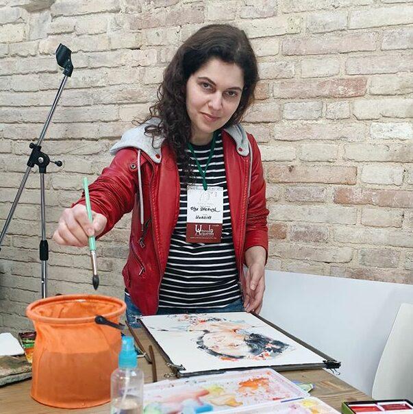 Olga Sternyk