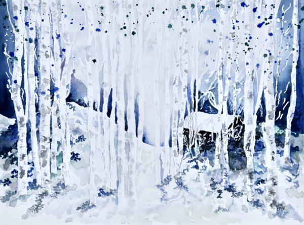 Vinternästet